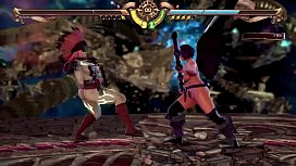 Soulcalibur 6 Nude Mod Plays (created characters)