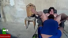 Porn russian fat mature women closeup