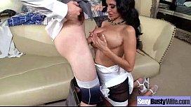 Horny Wife With Big Juggs Love Hard Intercorse clip-09