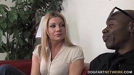 Christina Skye Fucks Big Black Cock In Front Of Her Son