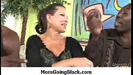 See my mom going black 27