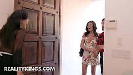 Whitney Wright (River Fox, Jessica Rex) 2 - Thanksgiving Dinner Sluts - Reality Kings