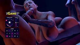 Lord Demon fucks whore gameplay