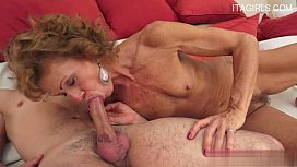 Horny girl extreme anal