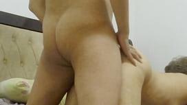 fucking  the ass for girlfriend