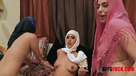 Babes in HIJAB fuck BBC before the marriage ritual- MUSLIM