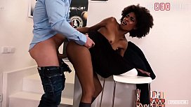 VIP SEX VAULT - The Hottest Casting Scene That You'_ll Ever See - Luna Corazon &amp_ David Perry