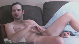 Very sexy Alex Rockhard from Chaturbate cumming