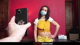 Quarantine With Sister During Corona- Spencer Bradley
