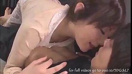 Horny Pretty Mom Undresses, Plays and Fucks with her s. Boy