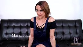 Maria jade gets pounded by multiple guys, 7 guys, 11 cum shots, 3 cream pies by conor coxxx, patrick delphia, miles stryker and many more in her very first gang bang. Her holes being used and destroyed by all the dick