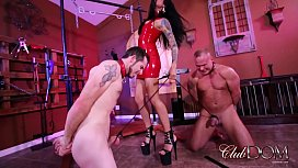 Pussy Whipped by Mistress Maria/Mistress Maria's Tug Of Balls