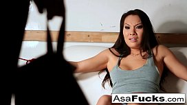 Dani Daniels captures Asa then bangs her
