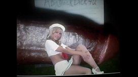 Navy girl dancing for my Dick