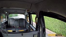 Fake Taxi British bonde bombshell Amber Jayne wants the job