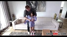 Tiny Asian Teen Jasmine Grey Fucked To Orgasm By Her White Neighbor POV
