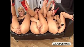 These sluts got their big black delivery ITS-1-03