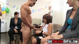 08  Huge cum swapping clup party 01 xxx video