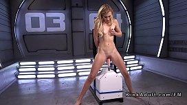 Russian porn lesbian blondes