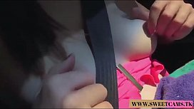 Your Virtual Date with Lara Brookes with lactation, and hairy creampie - WWW.SWEETCAMS.TK