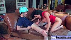 Hard Sex In Front Of Cam With Nasty Bigtits Housewife (Veronica Avluv) mov-30