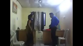 Office aunty sex with colleague - http://fuckkers.com