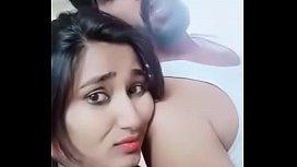 Swathi naidu romantic seducing and singing song