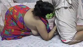 Indian Couple In Bed Fucking