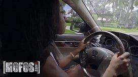 Stranded Teens - (Anne Amari) - Driving Test Dummy - MOFOS