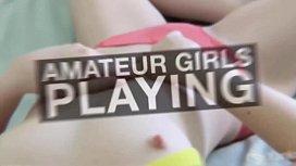 Yanks Lesbians Savannah Sly &amp_ Vignette Velo Masturbates