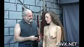 Amateur mature crazy bondage xxx scenes in messy scenes
