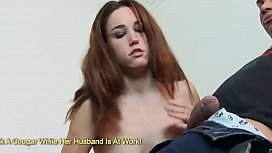 Steph Has Her Tight Little Pussy Drilled By A Much Older BBC