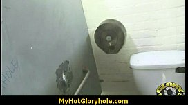 Interracial - White Lady Confesses Her Sins at Gloryhole 10