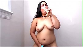 Ginger Paris New Vibrator Try Out