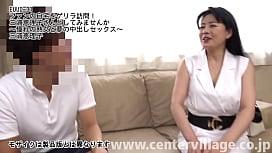 ファンの自宅をゲリラ訪問!三浦恵理子さんとしてみませんか~憧れの熟女と夢の中出しセックス~