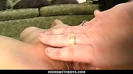 MomsWithBoys - Spunky Asian MILF Maya Lee Get'_s A Hot Creampie