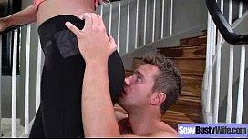 Mature Busty Wife (alura jenson) Like Intercorse On Camera clip-02