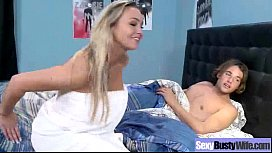 Big Tits Housewife (abbey brooks) In Front Of Cam In Amazing Sex Action clip-01