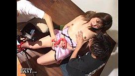 Uncensored Japanese Erotic Fetish Sex - Intimate Pantyhose POV (Pt. 7)