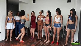 Chelenge Hardbrazil - Barbara Alves - Suzy Anderson - Carolina Carioca - Patricia Kimberly - Indyara Dourado - Elisa Sanches - Shayenne Samara - Mariana Torres