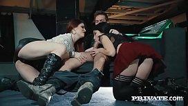 Private.com - Lucia Love Takes a Pussy Cumshot