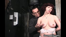 Porn lesbian strapon france