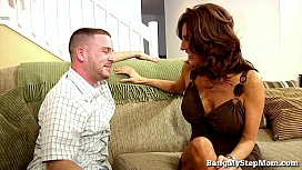 Hot MILF Loves Younger Men!