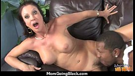 Hot ass Latina MILF cant get enough black cock 1