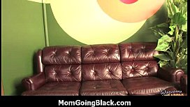 Black monster cock fucks my mommys pussy 11