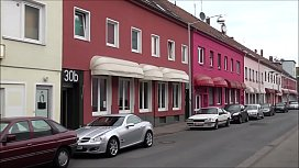 Redlight District Ludwigstra&szlig_e Hannover Germany