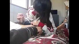 Cute Asian Girl Blowjob Amateur