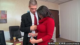 Brazzers - Big Tits at Work - Dress for SUCKcess scene starring Charley Chase and Bruce Venture