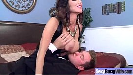 Sex Action With Bigtits Horny Housewife (tara holiday) vid-26