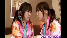 Sweet lezzie XXX scenes between two hot babes - More at hotajp com